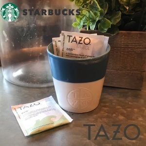 Starbucks + Tazo Tea Bag Holder